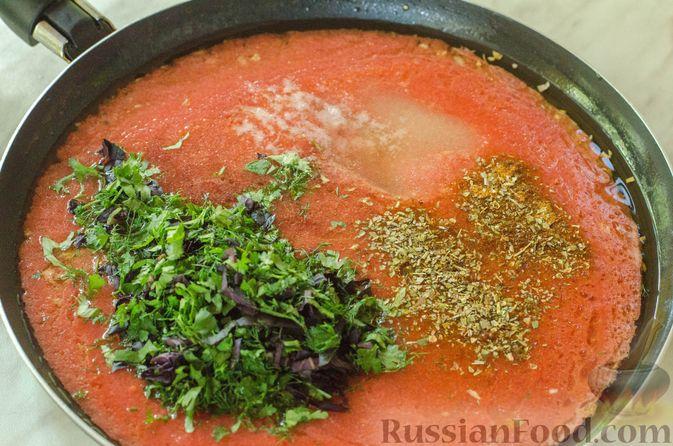 Фото приготовления рецепта: Соус «Маринара» - шаг №11