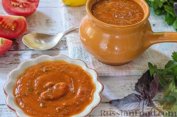 Фото приготовления рецепта: Соус «Маринара» - шаг №15