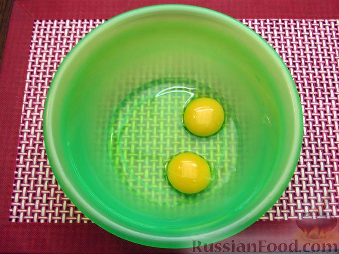 Фото приготовления рецепта: Жареная цветная капуста в кляре на минеральной воде - шаг №5