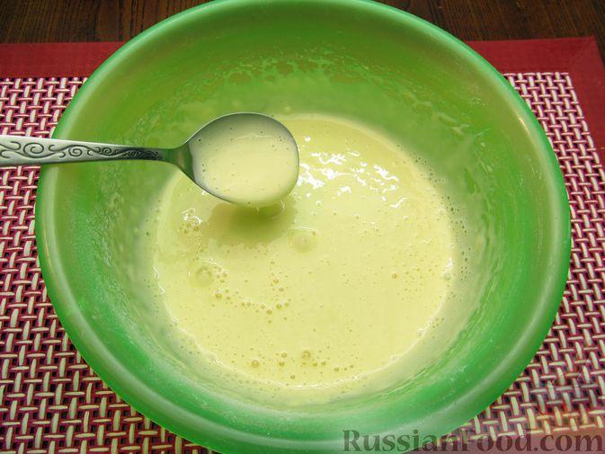 Фото приготовления рецепта: Жареная цветная капуста в кляре на минеральной воде - шаг №9