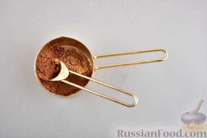 Фото приготовления рецепта: Десерт из творога с облепихой - шаг №11