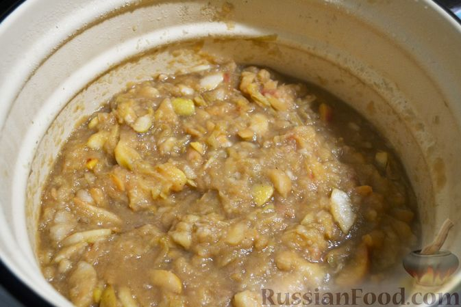 Фото приготовления рецепта: Куриный рулет с макаронами - шаг №4