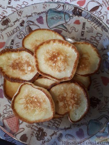 Фото приготовления рецепта: Свинина, запечённая с сухофруктами и медовой глазурью - шаг №4