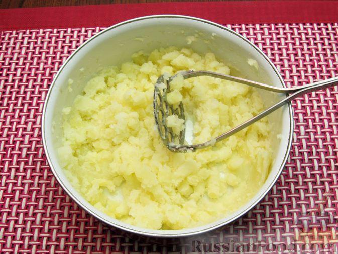 Фото приготовления рецепта: Курица, запечённая с гранатом, мандарином и лимоном (в рукаве) - шаг №1