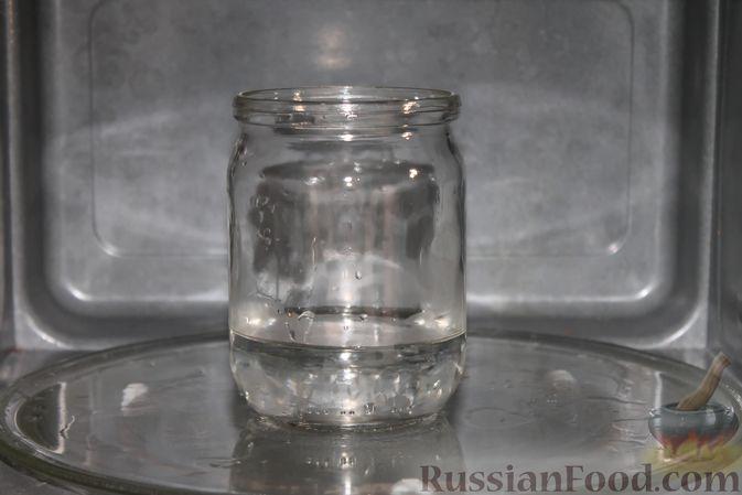 Фото приготовления рецепта: Солёные волнушки (на зиму) - шаг №13