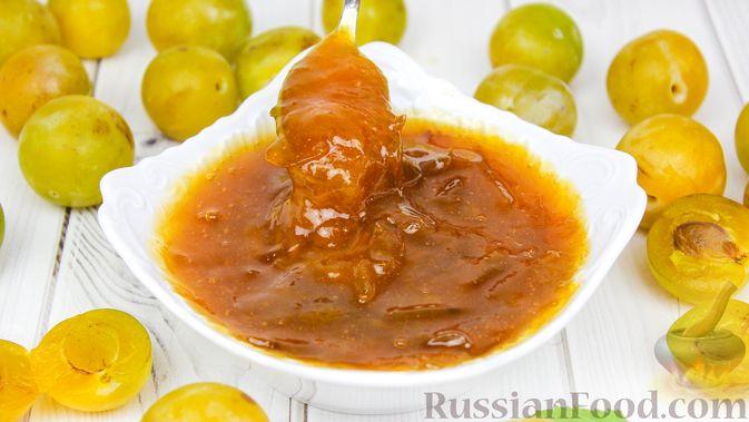 Фото приготовления рецепта: Варенье из слив - шаг №8