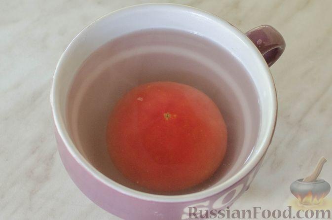 Фото приготовления рецепта: Овощная лазанья - шаг №3