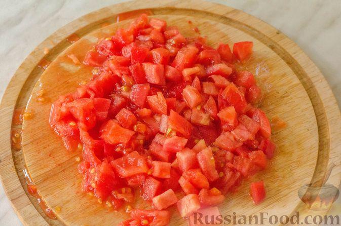 Фото приготовления рецепта: Овощная лазанья - шаг №5