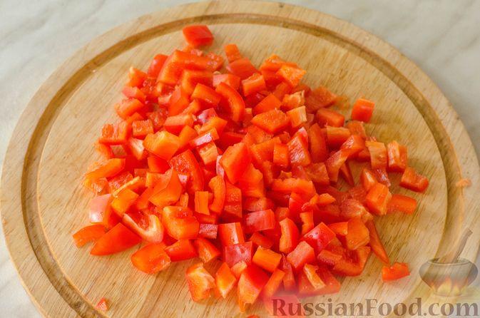 Фото приготовления рецепта: Овощная лазанья - шаг №6