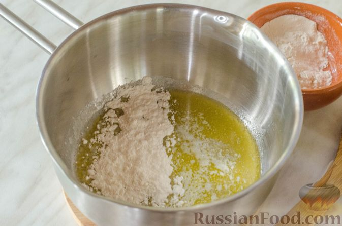 Фото приготовления рецепта: Овощная лазанья - шаг №11