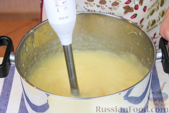 Фото приготовления рецепта: Яблочное повидло - шаг №3