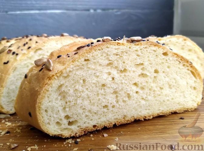 Фото приготовления рецепта: Пшеничный хлеб на кефире - шаг №12