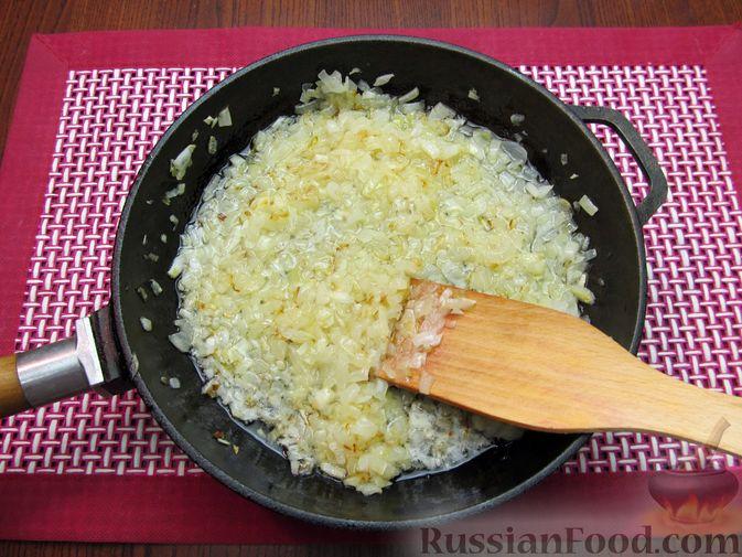Фото приготовления рецепта: Томатный релиш с маринованными огурцами - шаг №6