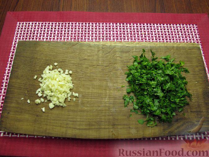 Фото приготовления рецепта: Томатный релиш с маринованными огурцами - шаг №9
