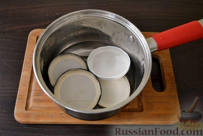 Фото приготовления рецепта: Джем из белого винограда и яблок на зиму - шаг №17