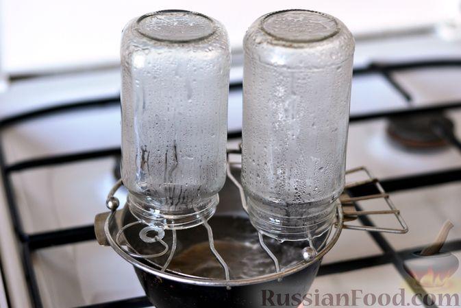 Фото приготовления рецепта: Яблочно-тыквенный джем с апельсином и корицей - шаг №2