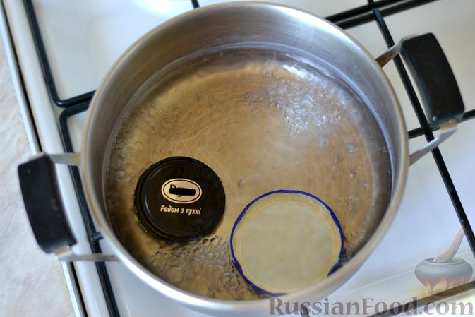 Фото приготовления рецепта: Яблочно-тыквенный джем с апельсином и корицей - шаг №3