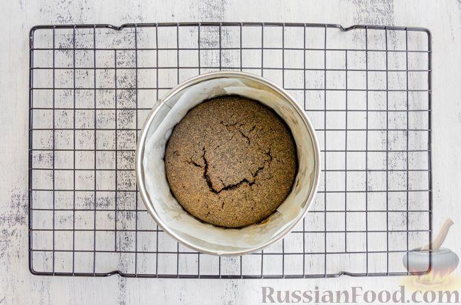 Фото приготовления рецепта: Маковый пирог (без муки) - шаг №10