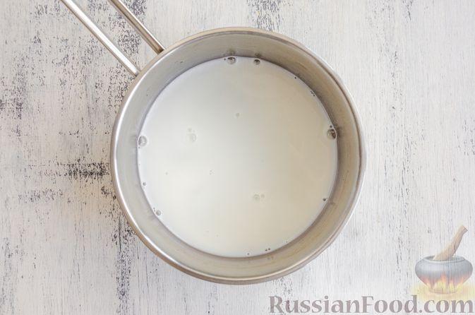 Фото приготовления рецепта: Маковый пирог (без муки) - шаг №12
