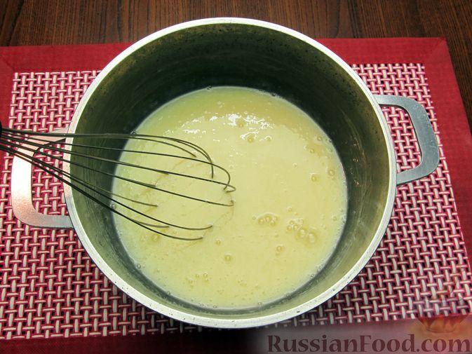 Фото приготовления рецепта: Желе из сгущёнки, с шоколадом - шаг №5