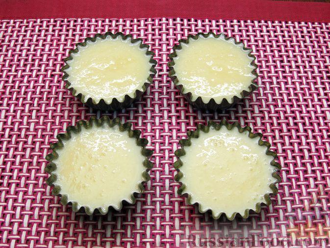 Фото приготовления рецепта: Желе из сгущёнки, с шоколадом - шаг №6