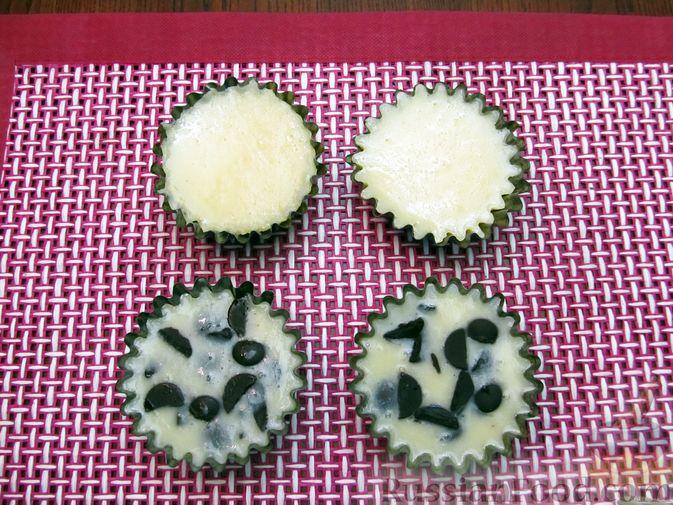Фото приготовления рецепта: Желе из сгущёнки, с шоколадом - шаг №8