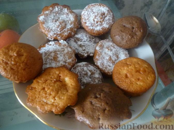 Рецепт Вкусненькие кексики
