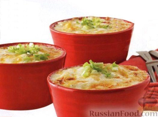 Рецепт Запеканка из картофельного пюре