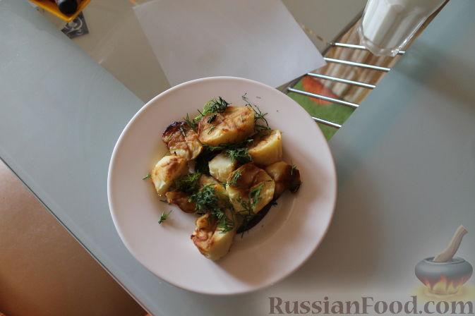 Фото приготовления рецепта: Кукурузный кекс на молоке, с финиками и апельсиновой цедрой (без сахара) - шаг №6
