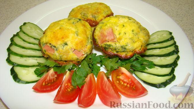 Рецепт Завтрак из яиц