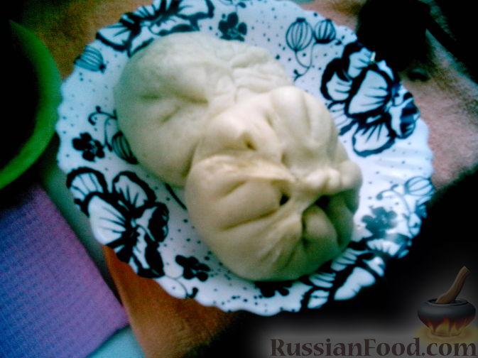 Рецепт Паровые пирожки пян-се (пигоди)