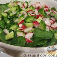 Фото к рецепту: Салат классический