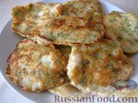 Фото к рецепту: Любимые оладьи из индюшатины и зелени
