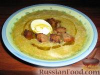 """Фото к рецепту: Холодный суп """"Фальшивый гаспачо"""""""