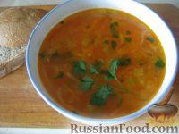 Фото к рецепту: Рассольник вегетарианский