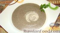 Фото к рецепту: Суп-пюре из шампиньонов