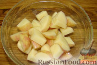 Фото приготовления рецепта: Суп-пюре из шампиньонов - шаг №3