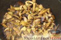Фото приготовления рецепта: Суп-пюре из шампиньонов - шаг №5