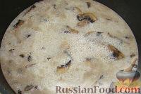 Фото приготовления рецепта: Суп-пюре из шампиньонов - шаг №7