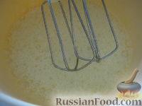 """Фото приготовления рецепта: Бисквитный торт """"Нежный"""" - шаг №4"""