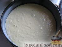 """Фото приготовления рецепта: Бисквитный торт """"Нежный"""" - шаг №7"""