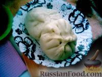 Фото к рецепту: Паровые пирожки пян-се (пигоди)
