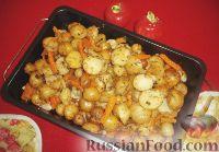 Фото к рецепту: Картофель от Джейми Оливера