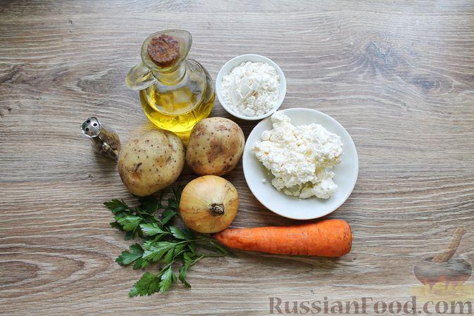Фото приготовления рецепта: Куриный суп с творожными клёцками - шаг №5