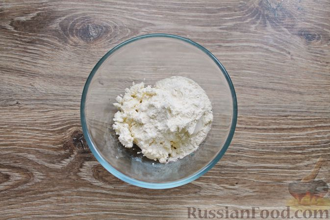 Фото приготовления рецепта: Куриный суп с творожными клёцками - шаг №12