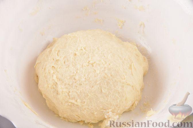 Фото приготовления рецепта: Плацинды с тыквой (в духовке) - шаг №4