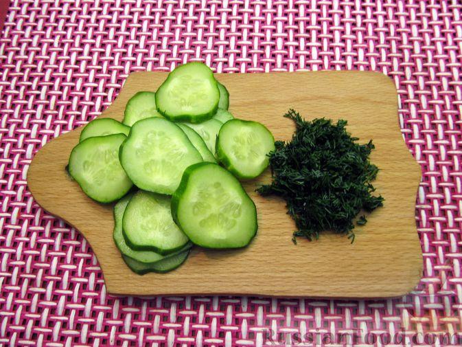 Фото приготовления рецепта: Свекольный омлет - шаг №12