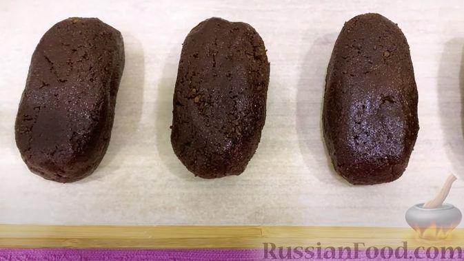 Фото приготовления рецепта: Цитрусовый мусс с манной крупой - шаг №4