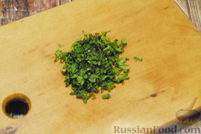 Фото приготовления рецепта: Говяжий суп со сметаной и хреном - шаг №11