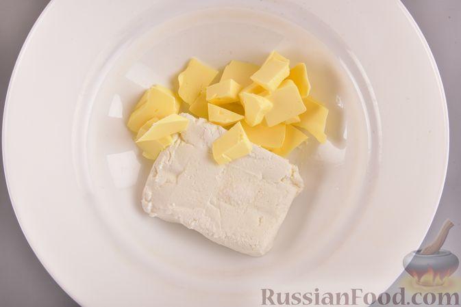 Фото приготовления рецепта: Творожное печенье с кокосовой начинкой - шаг №2